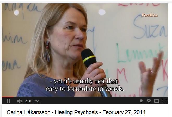 healing psychosis