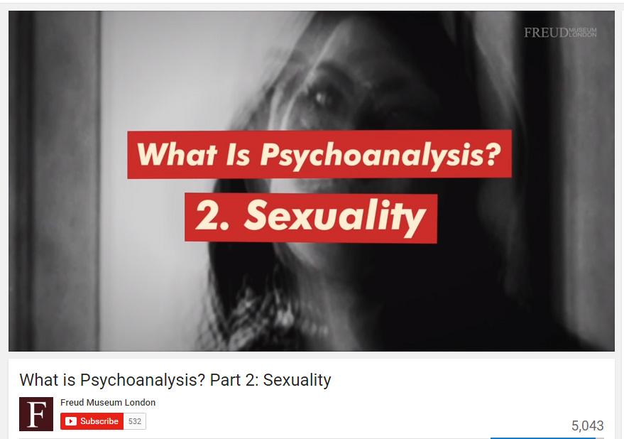 psychoanalysis - sexuality